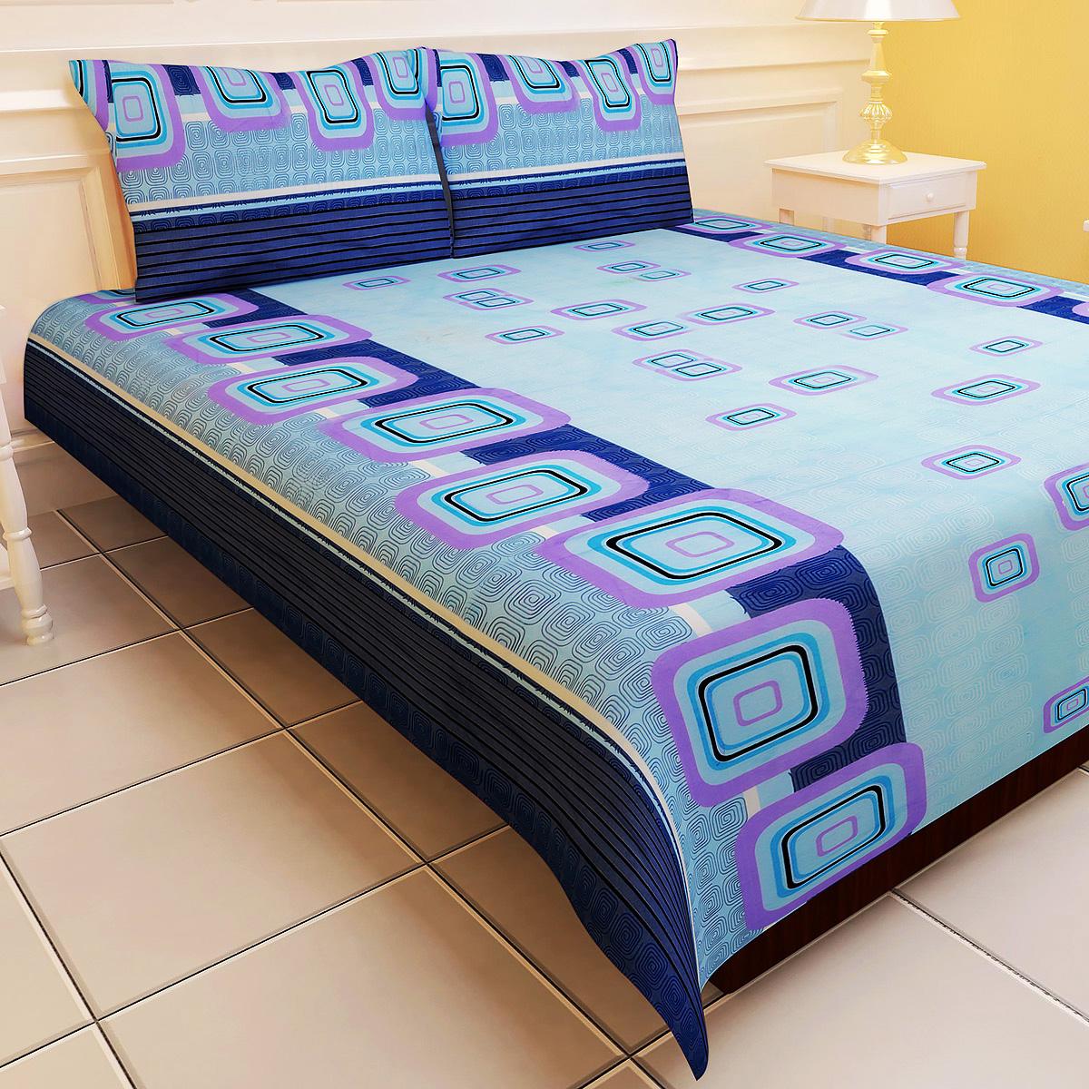 Buy Luxury Queen 8 Designer Double Bed Sheets With 16 .